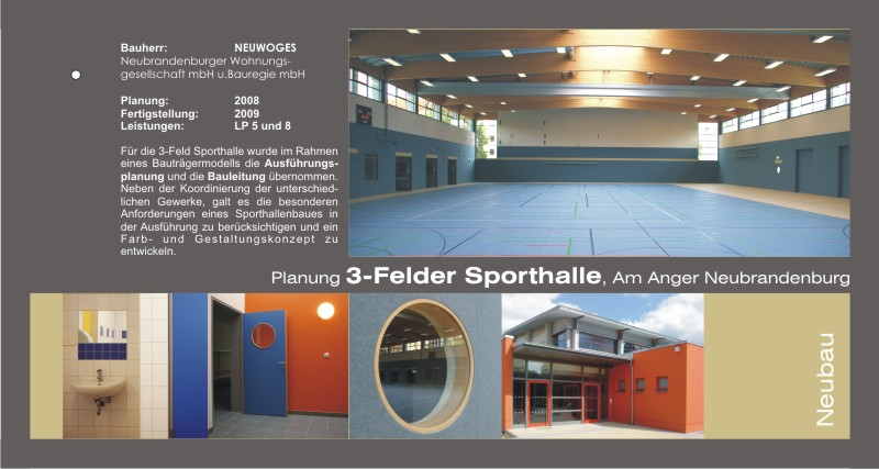 Sporthalle Am Anger